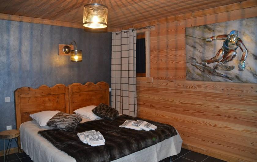 Location de vacances - Chambre d'hôtes à La Salle-les-Alpes - Chambre Ne 1