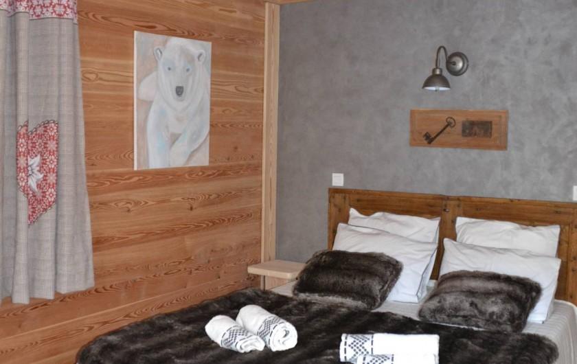 Location de vacances - Chambre d'hôtes à La Salle-les-Alpes - Chambre Ne 4