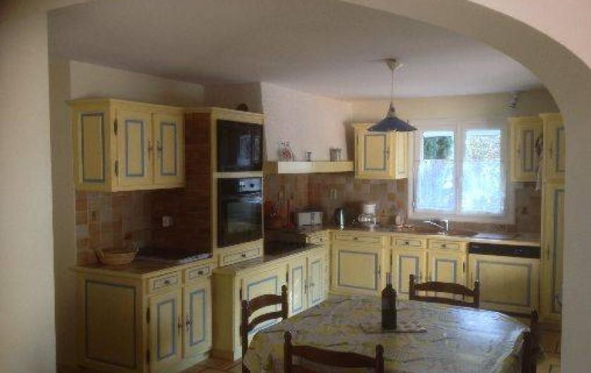 Location de vacances - Villa à Cruas - La cuisine provençale