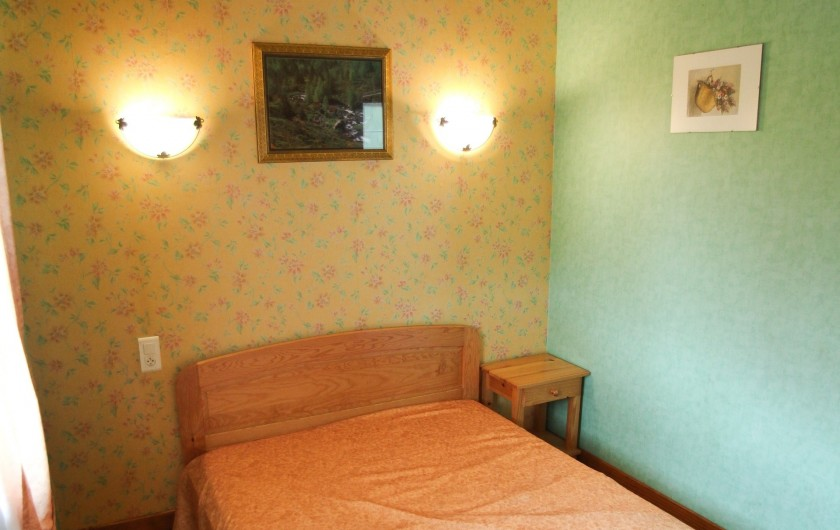 Location de vacances - Gîte à Lacrouzette - Hameau de Thouy - Tarn -      Sidobre en Occitanie - Gite La Vallée chambre
