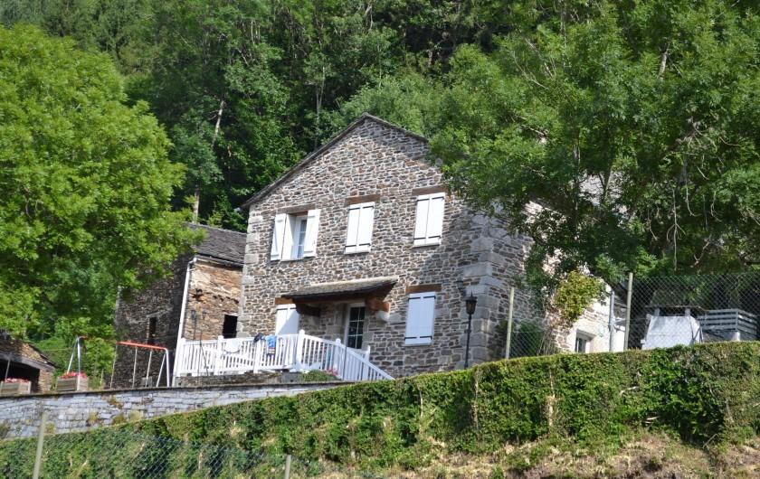 Location de vacances - Gîte à Lacrouzette - Hameau de Thouy - Tarn -      Sidobre en Occitanie Gite La Vallée