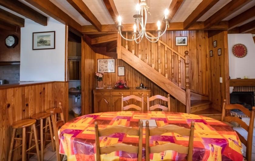 Location de vacances - Gîte à Lacrouzette - Hameau de Thouy - Tarn -      Sidobre en Occitanie
