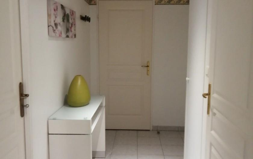 Location de vacances - Appartement à Menton - Entrée