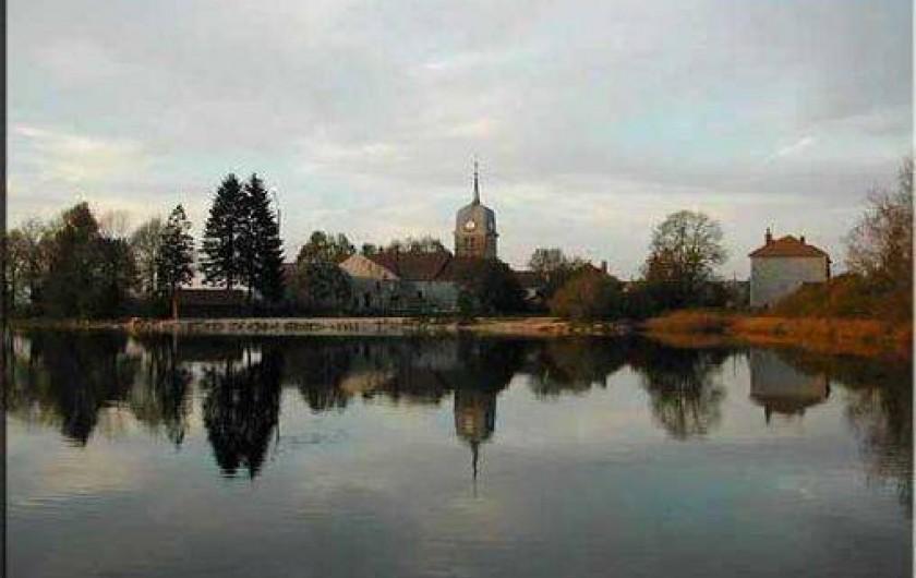 Location de vacances - Gîte à Saint-Pierre - le lac de l' Abbaye