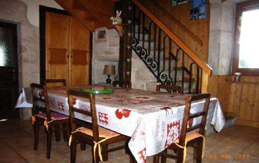 Location de vacances - Gîte à Saint-Pierre - Le séjour