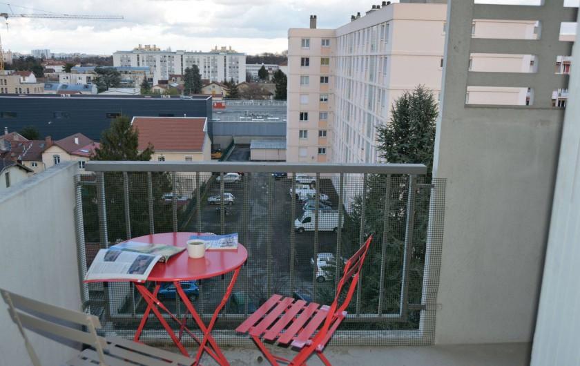 Location de vacances - Appartement à Villeurbanne