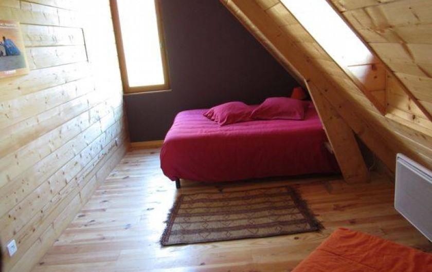 Location de vacances - Gîte à Arrens-Marsous - Chambre 2