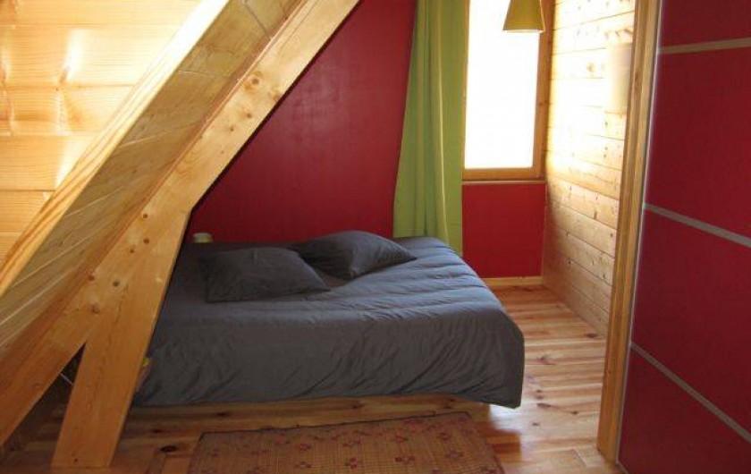 Location de vacances - Gîte à Arrens-Marsous - Chambre 1
