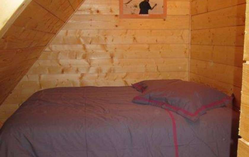 Location de vacances - Gîte à Arrens-Marsous - Chambre 3