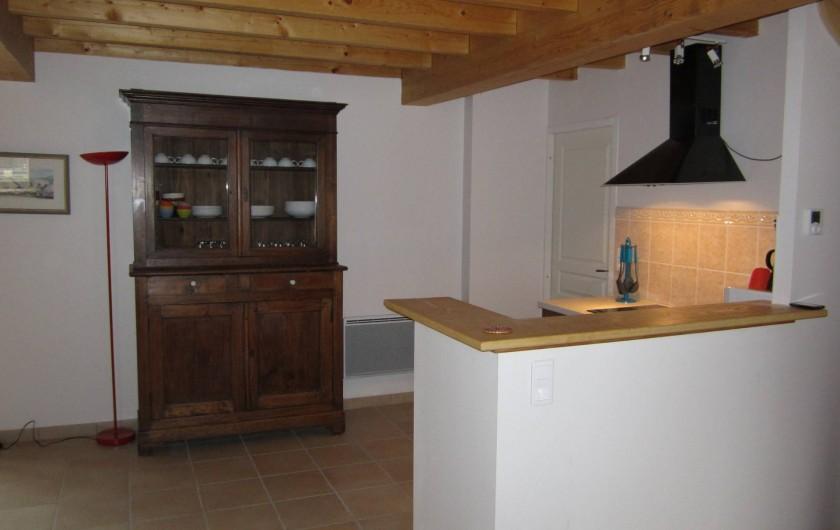 Location de vacances - Gîte à Arrens-Marsous - Le coin cuisine