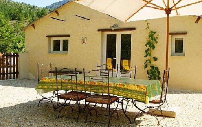 Location de vacances - Gîte à Le Poët-en-Percip
