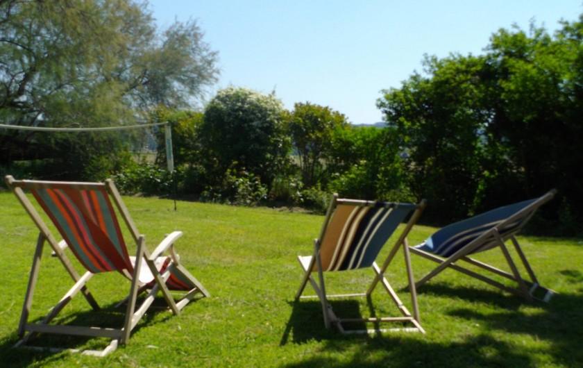 Location de vacances - Gîte à Saint-Étienne-du-Grès