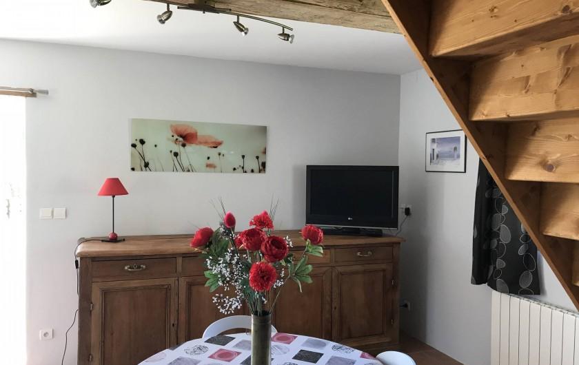 Location de vacances - Gîte à Silly-en-Gouffern - séjour