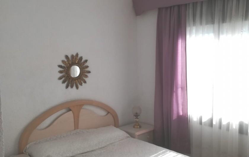 Location de vacances - Villa à Cambrils - chambre  appt 1