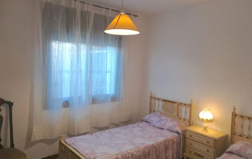 Location de vacances - Villa à Cambrils - chambre  matrimoniale appt 1