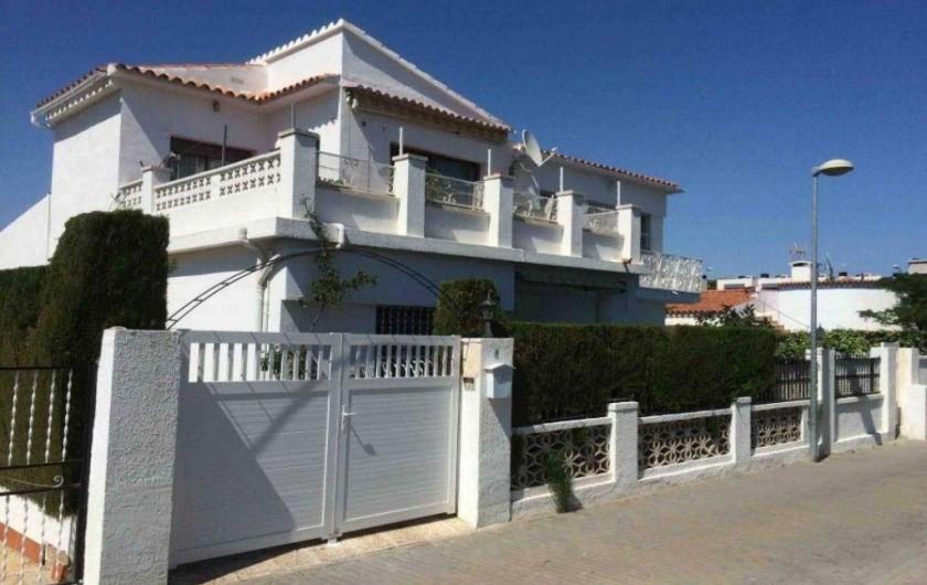 Location de vacances - Villa à Cambrils - villa