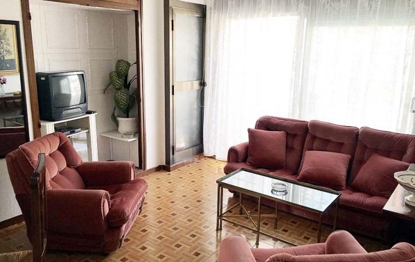 Location de vacances - Villa à Cambrils - salon appt 2