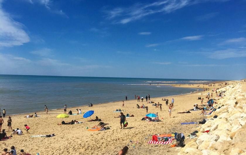 Location de vacances - Maison - Villa à Lacanau Océan - La plage 2,5km