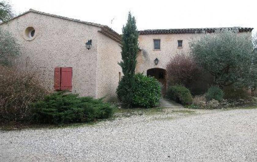 Location de vacances - Chambre d'hôtes à Aix-en-Provence