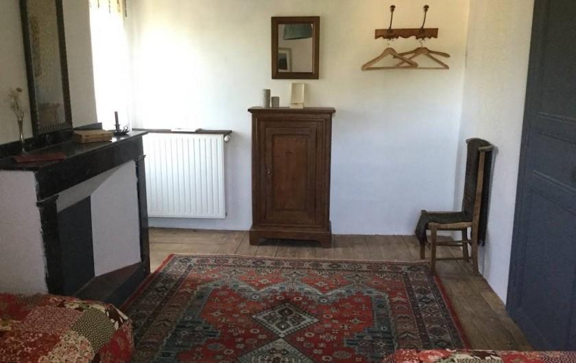 Location de vacances - Maison - Villa à Curvalle - Chambre 1