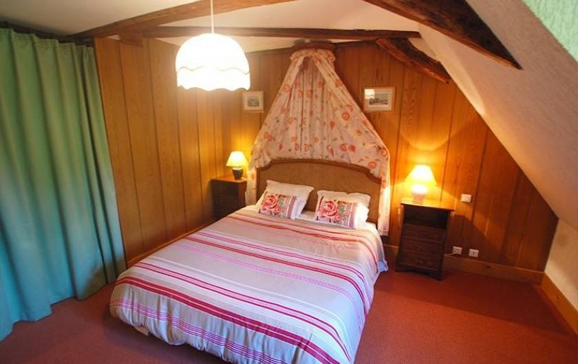 Location de vacances - Chambre d'hôtes à Baguer-Morvan
