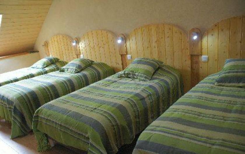 Location de vacances - Gîte à Pannecé