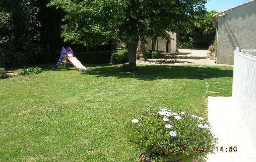 Location de vacances - Gîte à Raissac-d'Aude