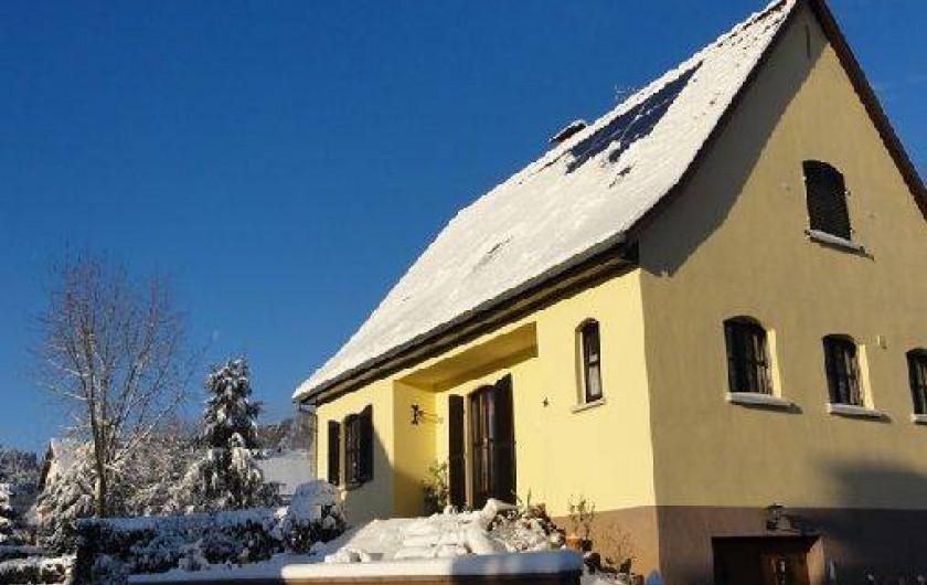 Location de vacances - Chambre d'hôtes à Zimmerbach