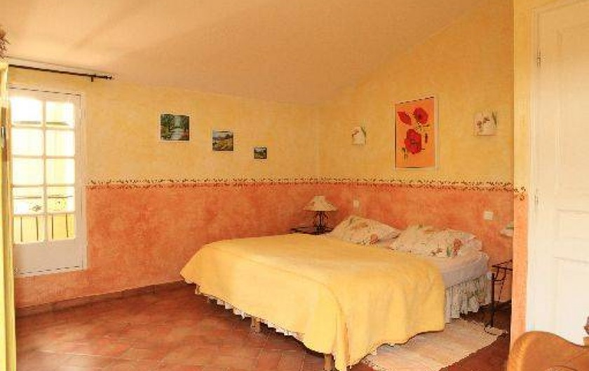 Location de vacances - Chambre d'hôtes à Roussillon