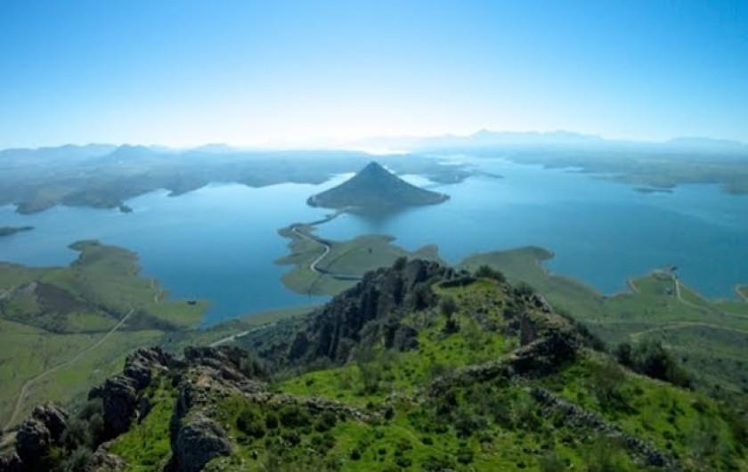 Location de vacances - Gîte à Siruela - El  cerro Masatrigo, la Montaña Mágica