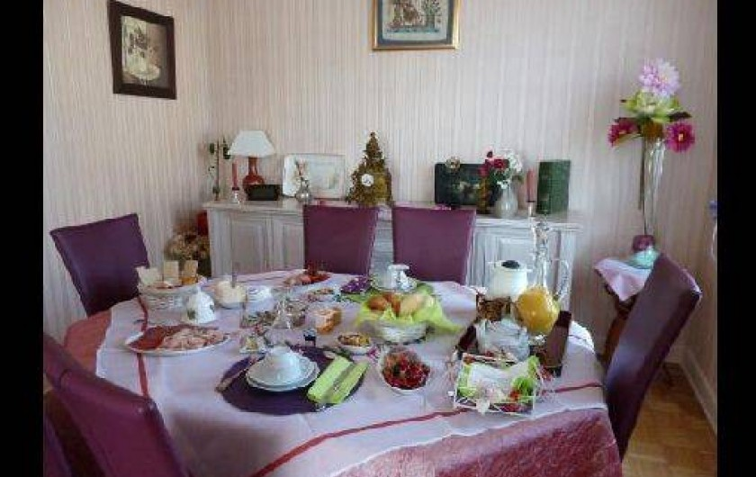 Location de vacances - Chambre d'hôtes à Épinal