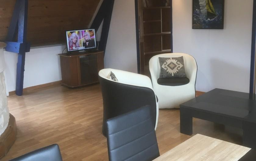 Location de vacances - Appartement à Audinghen - salon