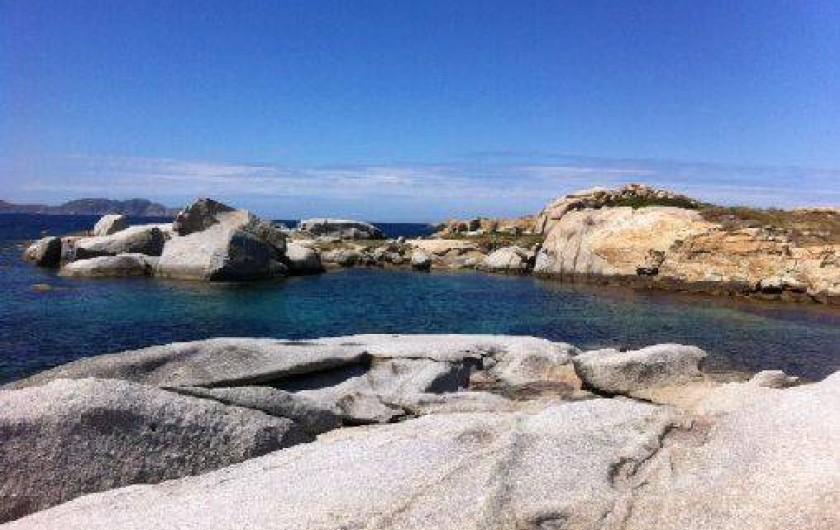 Location de vacances - Chambre d'hôtes à L'Île-Rousse
