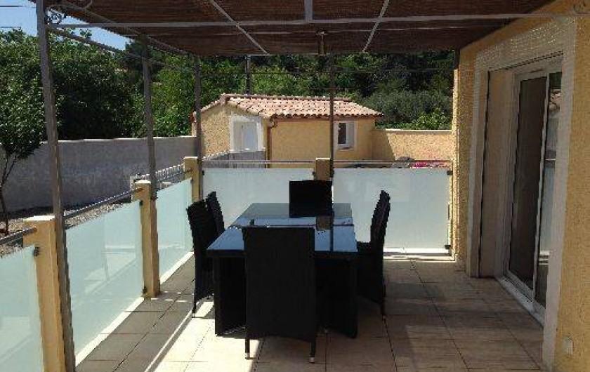 Location de vacances - Villa à Anduze