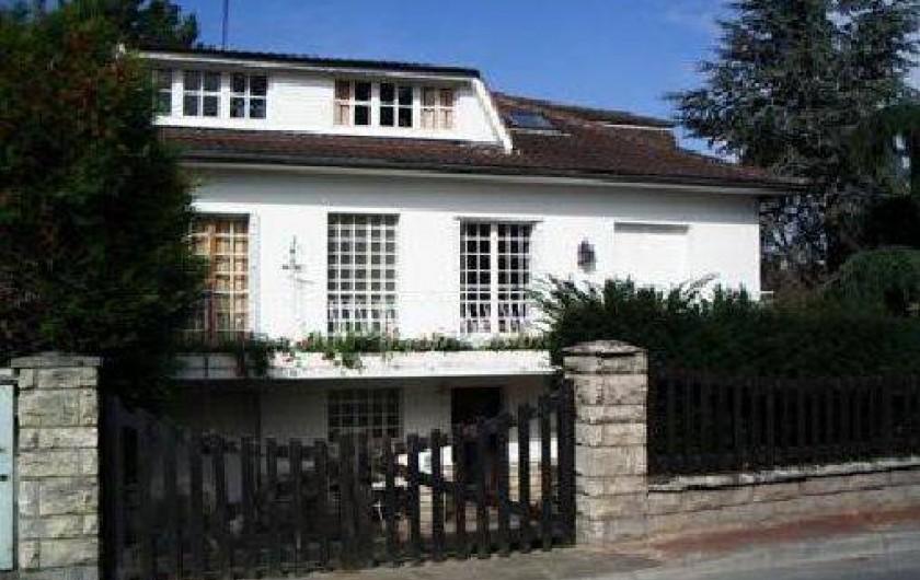Location de vacances - Villa à Viarmes