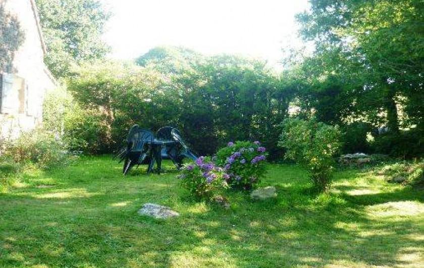 Location de vacances - Gîte à Lanrivain