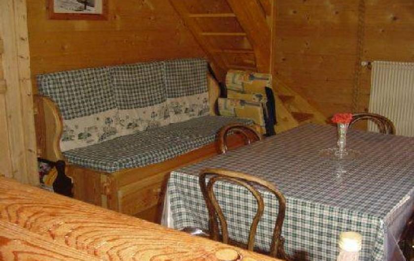 Location de vacances - Chalet à Sancey-le-Grand