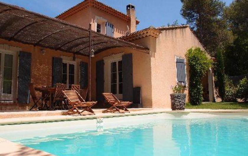 Villa de charme avec piscine fuveau a 20 minutes de la for Piscine fuveau