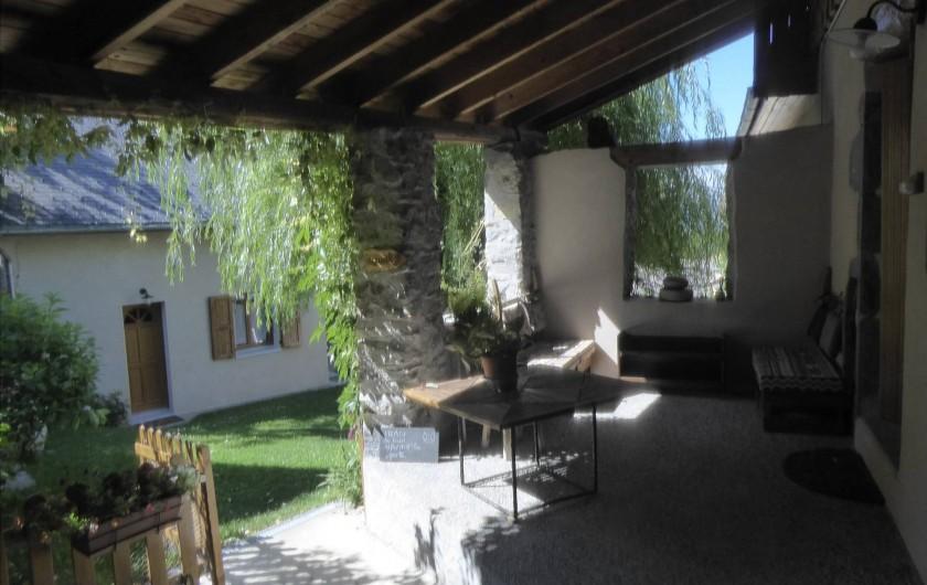Location de vacances - Chambre d'hôtes à Oris-en-Rattier - l'accueil