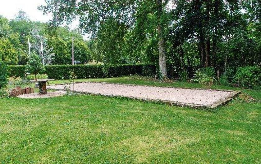 Location de vacances - Chambre d'hôtes à Fère-en-Tardenois