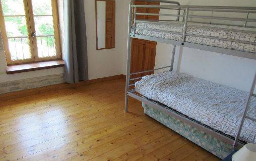 Location de vacances - Gîte à Saint-Crepin - Chambre 3 - gite Le Tournesol