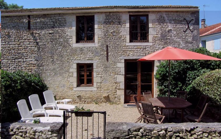 Location de vacances - Gîte à Saint-Crepin - Gite Le Tournesol