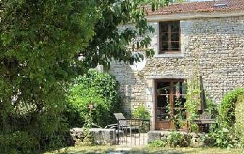 Location de vacances - Gîte à Saint-Crepin - Gite La Lavande