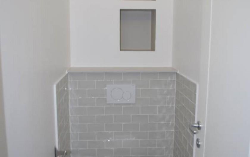 Location de vacances - Appartement à Villard-de-Lans - toilettes