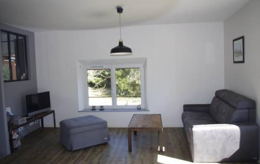 Location de vacances - Appartement à Villard-de-Lans - salon