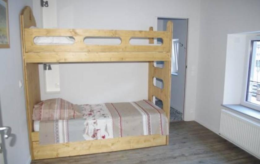 Location de vacances - Appartement à Villard-de-Lans - chambre 1