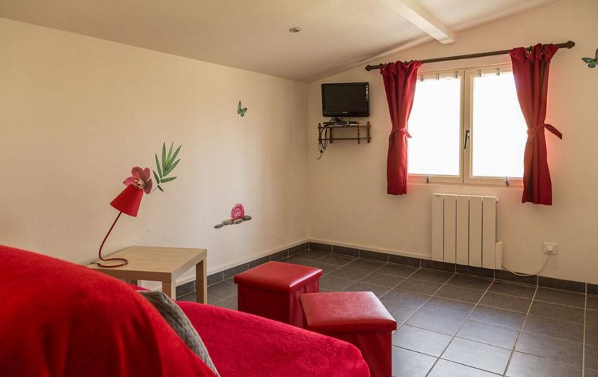 Location de vacances - Chalet à Neuilly-le-Dien