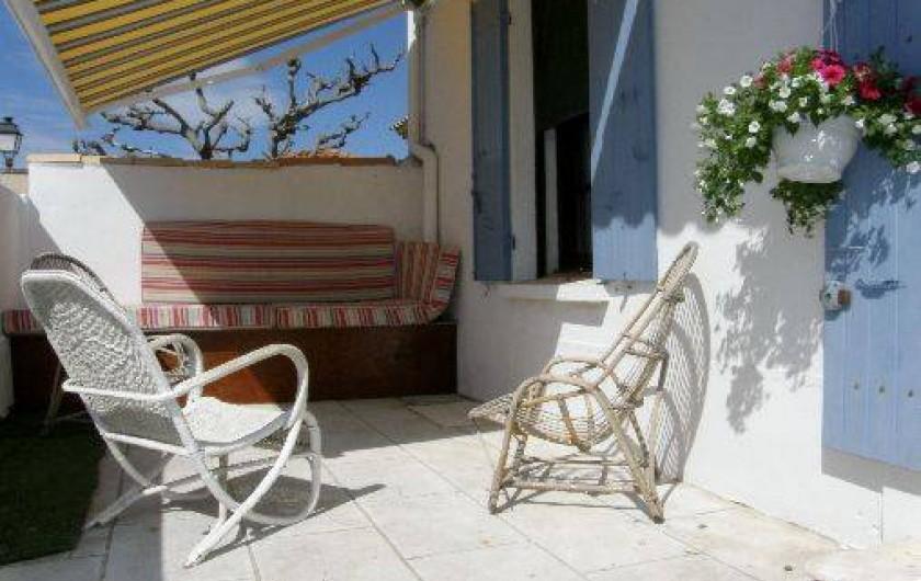 Location de vacances - Appartement à Saintes-Maries-de-la-Mer