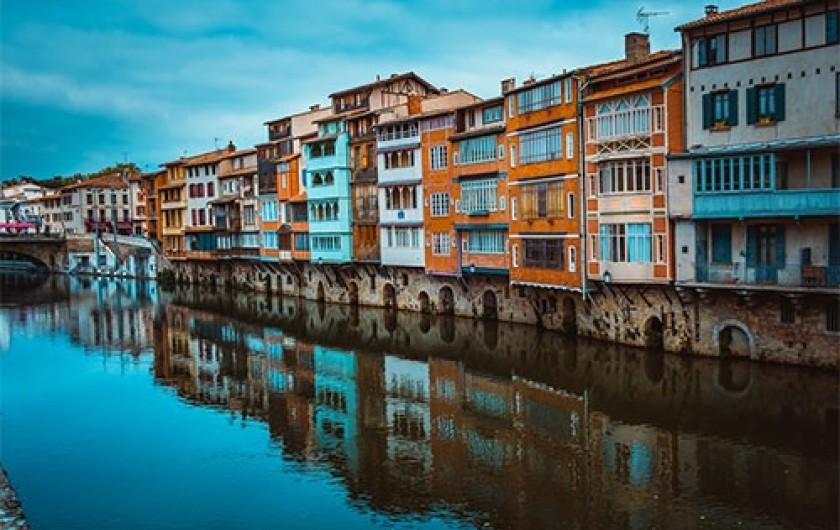 Location de vacances - Appartement à Roquecourbe - Castres, la petite Venise