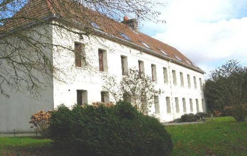 Location de vacances - Chambre d'hôtes à Anceaumeville